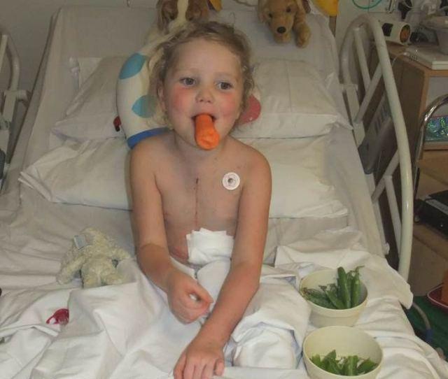 Lola The Carrot Girl