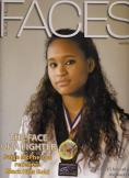"""PAIGE MCPHERSON won the U.S. Open Taekwondo Championships in February and was featured on the """"Winter 08"""" cover of Black Hills Faces magazine. Courtesy Illustration"""