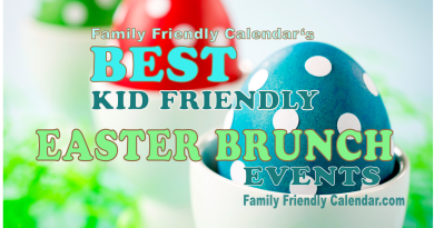 Best Kid Friendly Easter Brunch Phoenix