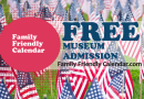 FREE Admission to Museums for Military Families