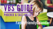 VBS Vacation Bible School Phoenix East Valley