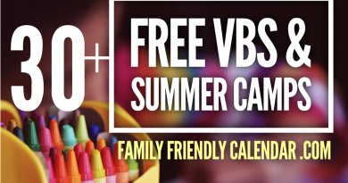 FREE VBS and Affordable Summer Camps in Phoenix