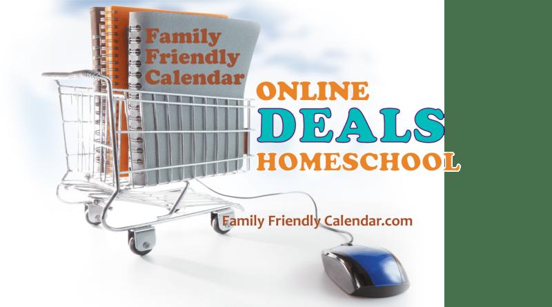 Online Homeschool Deals
