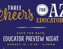 Educator Preview Night