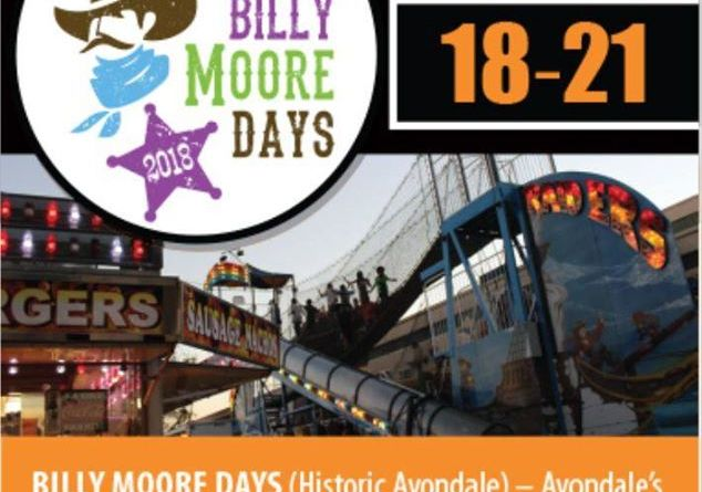 Billy Moore Days