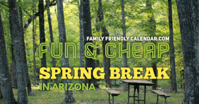 FUN CHEAP SPRING BREAK IN ARIZONA