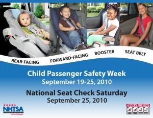 national car seat check