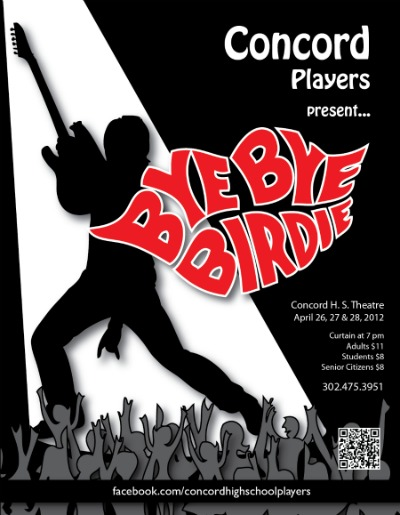 Bye Bye Birdie Concord High