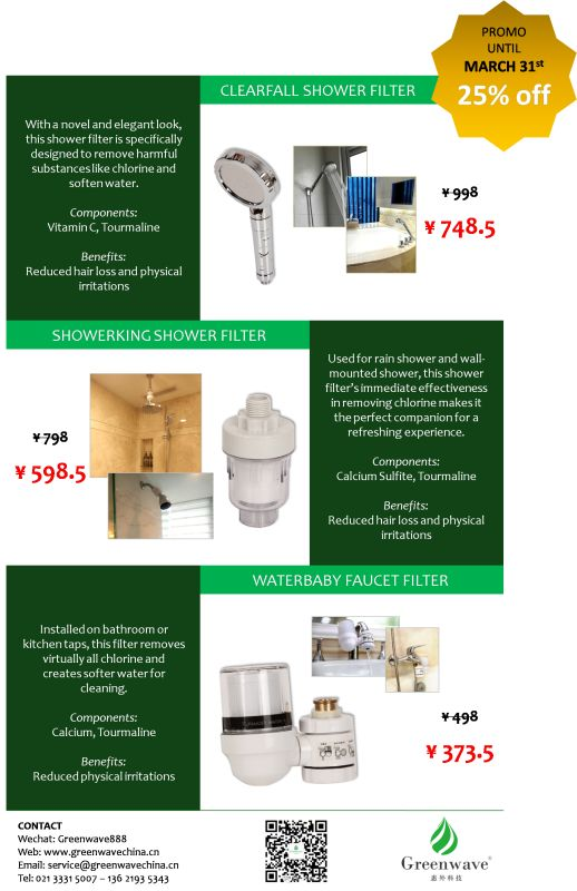 best water filter shanghai