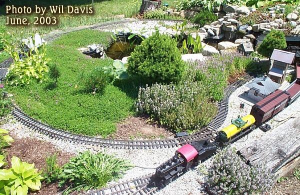 G Scale Garden Trains Plans