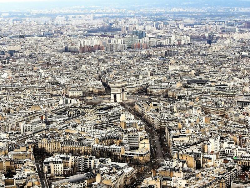 Paris for Teenagers Arc de Triomphe