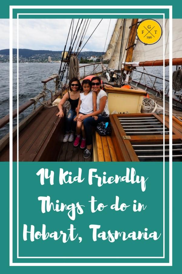 14 Kid Friendly Things to do in Hobart, Tasmania