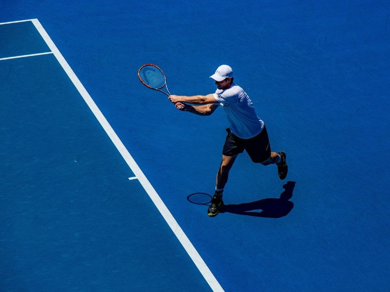 Australian Open Tennis Male Player
