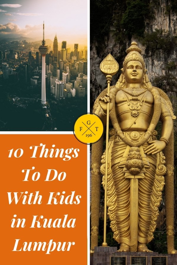 10 Things To Do With Kids in Kuala Lumpur