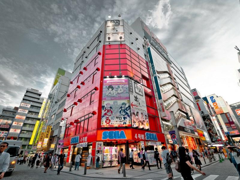 Things to do in Tokyo Akihabara