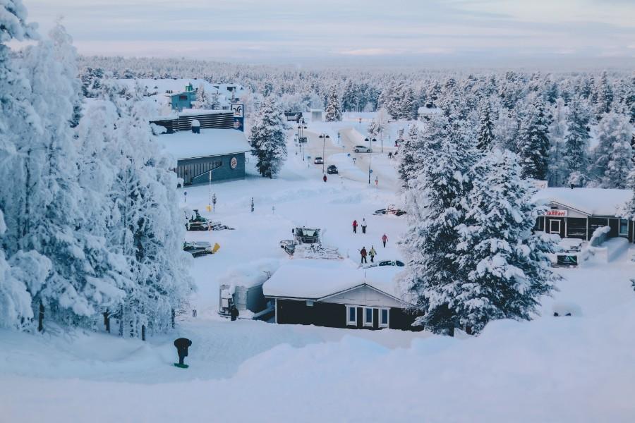 Ski Accommodation Tips Resort