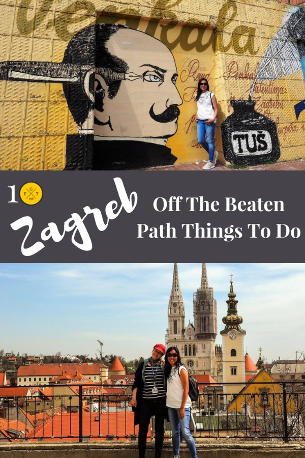 10 Zagreb Off The Beaten Path Itinerary With Secret Zagreb