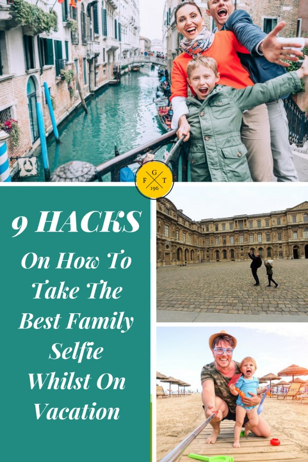 9 Hacks On How To Take The Best Family Selfie | Family