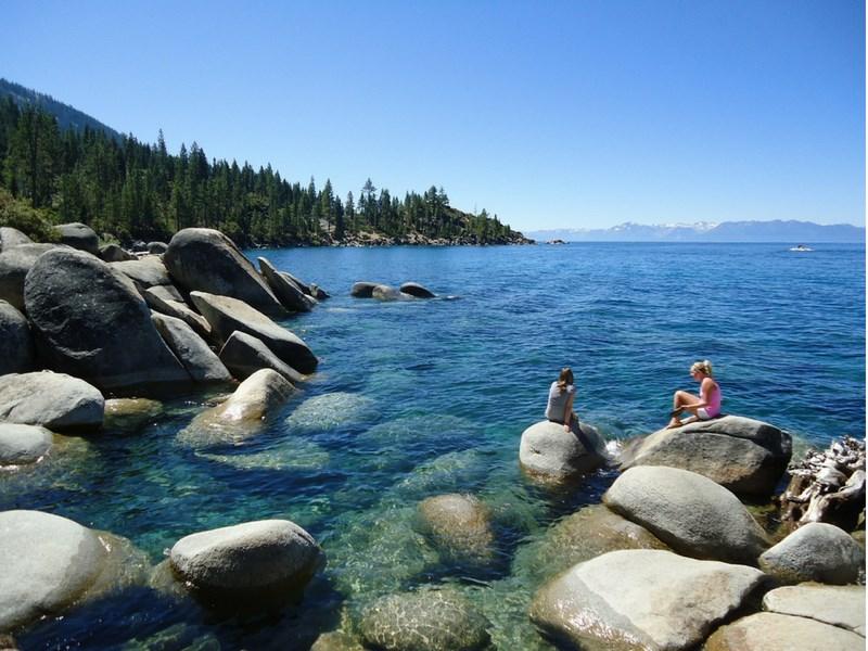 California Road Trip Itinerary Lake Tahoe
