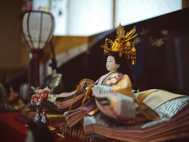 Popular Japanese Festivals For Families Doll's Festival