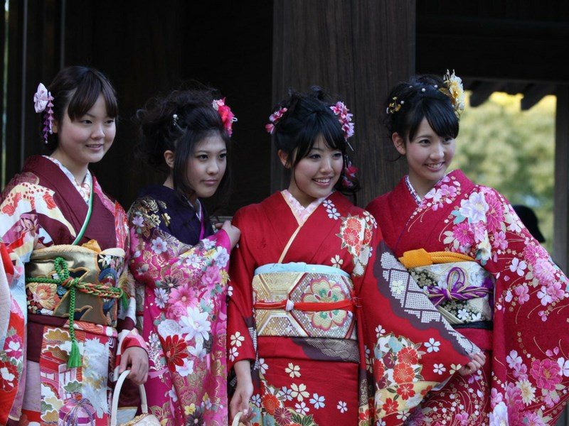 Popular Japanese Festivals For Families Seijinshiki