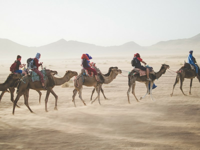 Disappointing Travel Destinations Sahara Desert