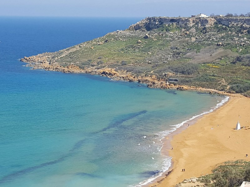 Top 10 Things To Do In Gozo With Kids Ramla Bay