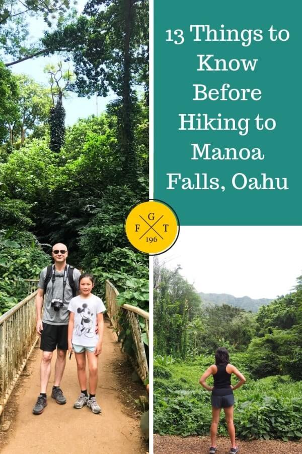13 Things To Know Before Hiking To Manoa Falls