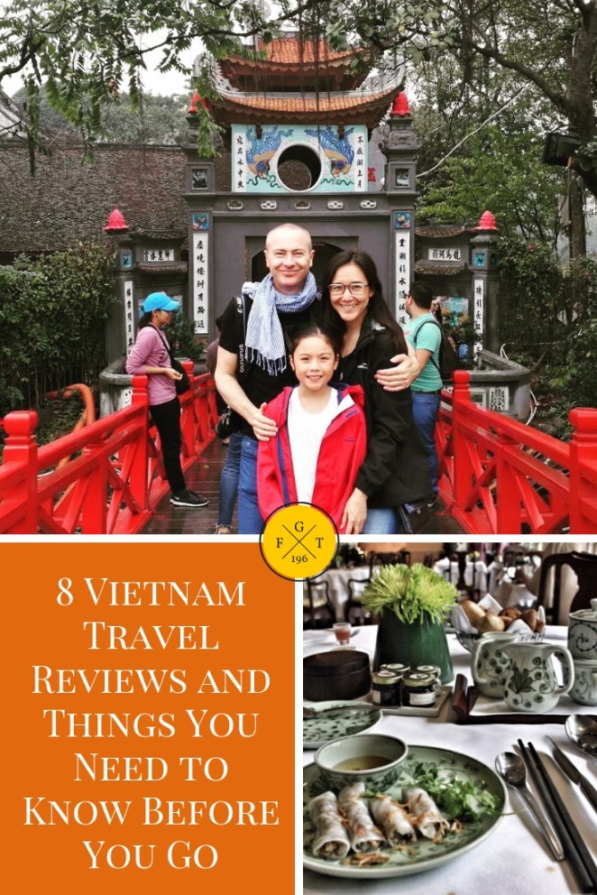 8 Vietnam Travel Reviews and Things You Need to Know Before You Go