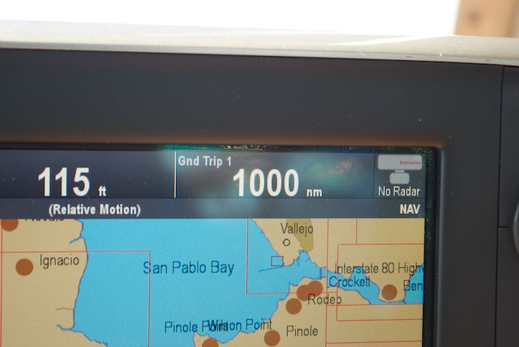 Congratulations Pesto and crew for the first 1,000 miles into the Journey !!!