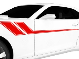 Racing Stripes & Side Decal Sets