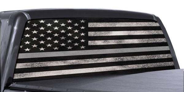 Gray line Flag