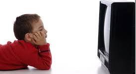 ادمان التلفزيون و الاطفال : سمنة , غباء , اكتئاب !