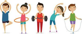 كم افضل مدة لممارسة النشاط البدني ؟
