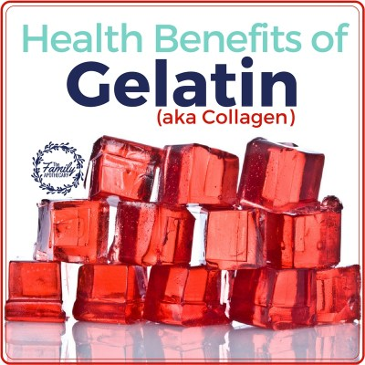 Are you looking for a great way to support healthy weight loss and digestion? Look no further... Learn about all the health benefits of hydrolyzed collagen & gelatin... and see why you should start adding this awesome superfood to your diet every day! #hydrolyzedcollagen #gelatin #painreducer #naturalremedies #foodismedicine ~ For more tips on healthy living, visit TheFamilyApothecary.com
