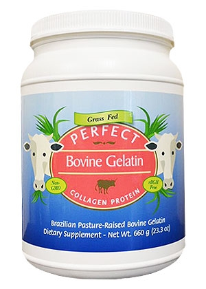 Are you looking for a great way to support healthy weight loss and digestion? Look no further... Learn about all the health benefits of hydrolyzed collagen & gelatin... and see why you should start adding this awesome superfood to your diet every day! #hydrolyzedcollagen #gelatin #painreducer #naturalremedies #foodismedicine ~ For more tips on healthy living, visit SarahMichalMcLain.com