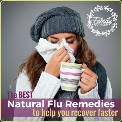 Best Natural Flu Remedies to Help you Recover Faster