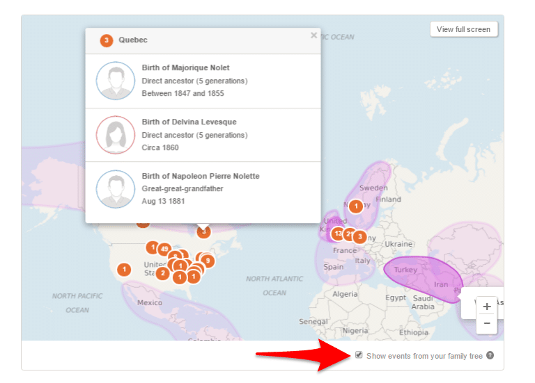 how to delete a family tree in myheritage