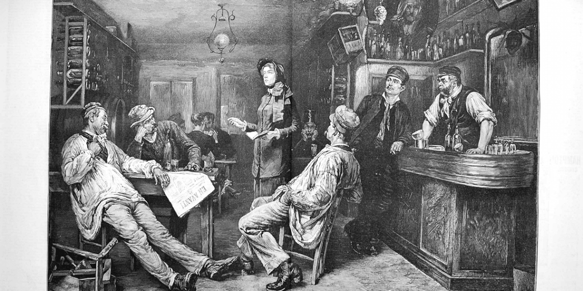 Old Tavern - How Our Ancestors' Love Affair With Liquor Can Provide Fascinating Clues to the Past