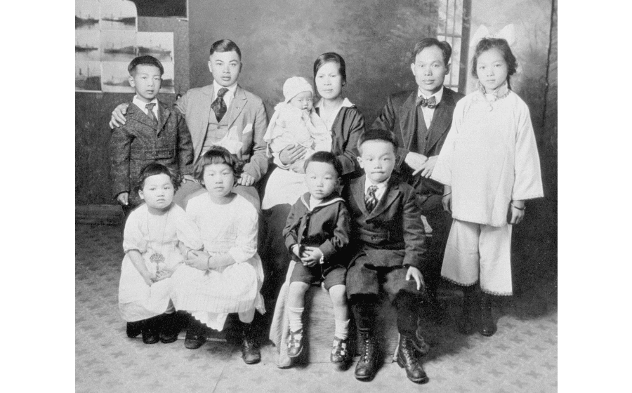 Chinese Genealogy Research, Lee family, California, 1920