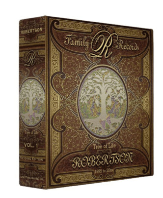 Genealogy Father's Day Gifts, family history binder tree of life