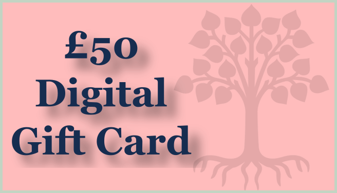 £50 Digital Gift Card