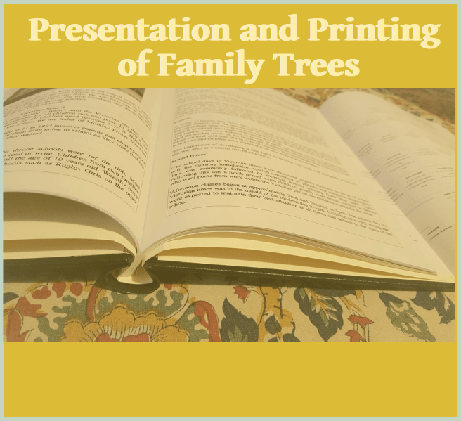 Services for Family Historians