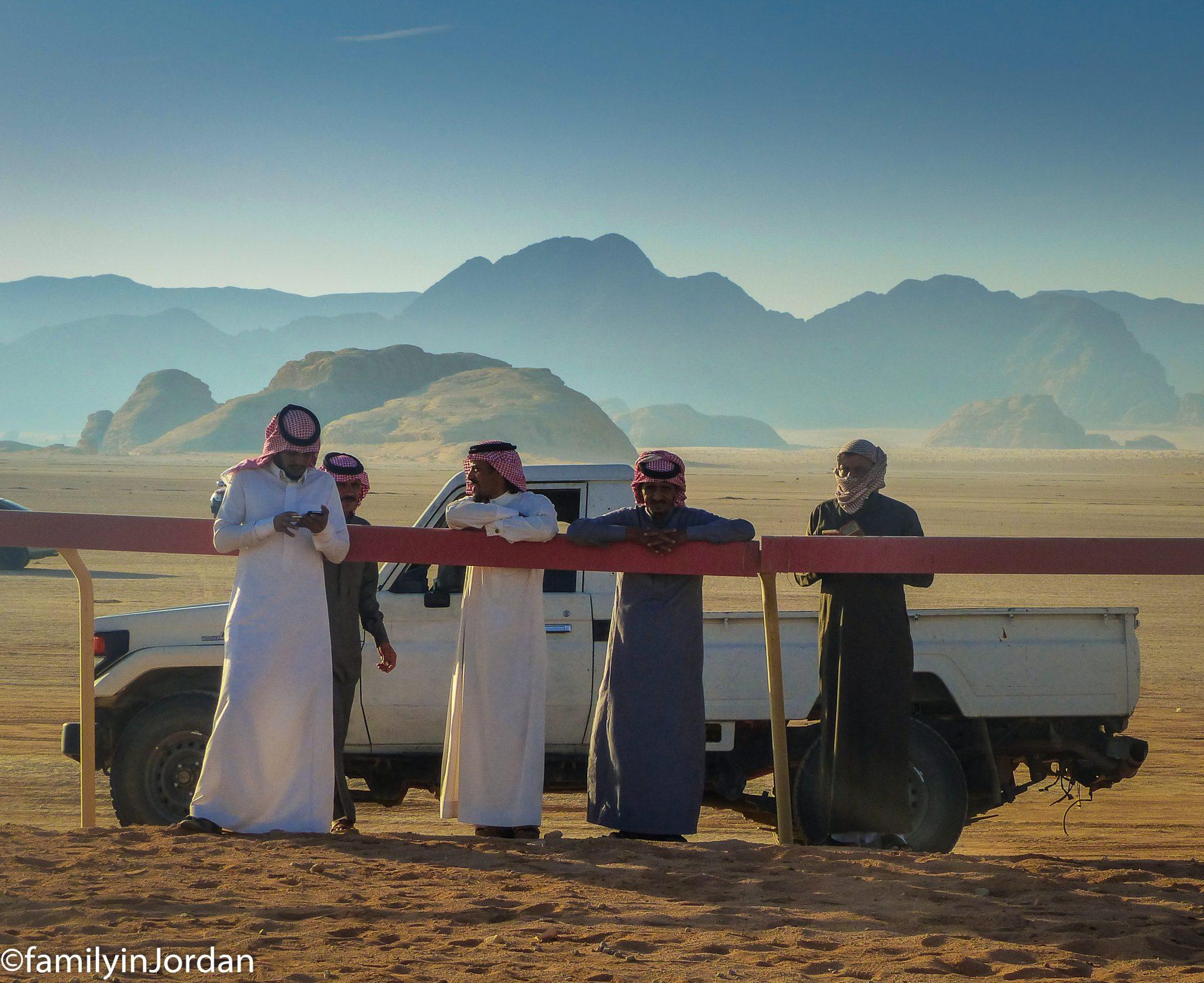 Desert & bedouins