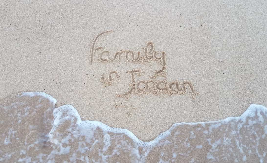 2019, quoi de neuf sur familyinjordan? Nos voeux !