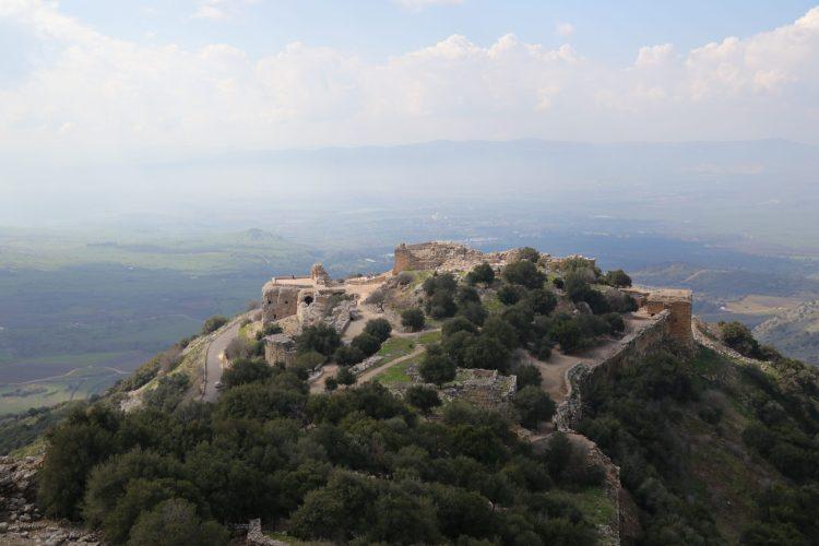 Israel forteresse nimrod