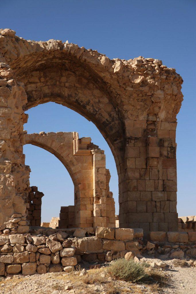 Krak montreal shobak croisades Jordanie
