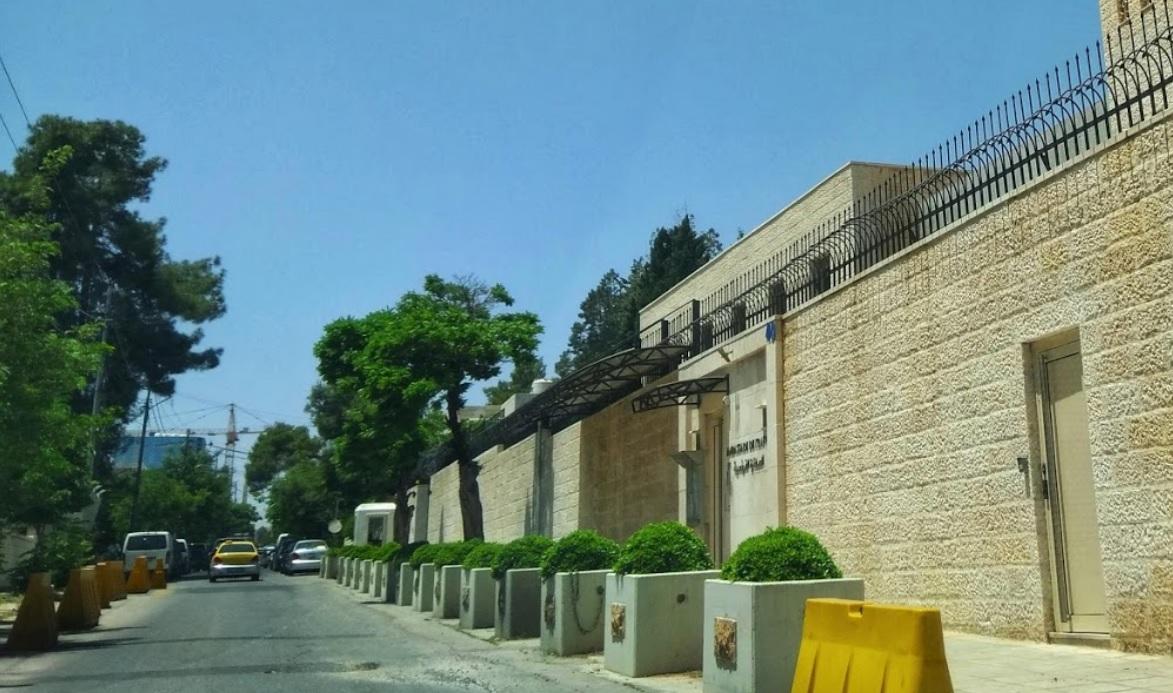 vue gene ambassade