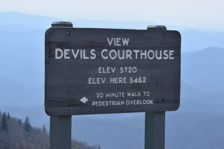 Devils Courthouse