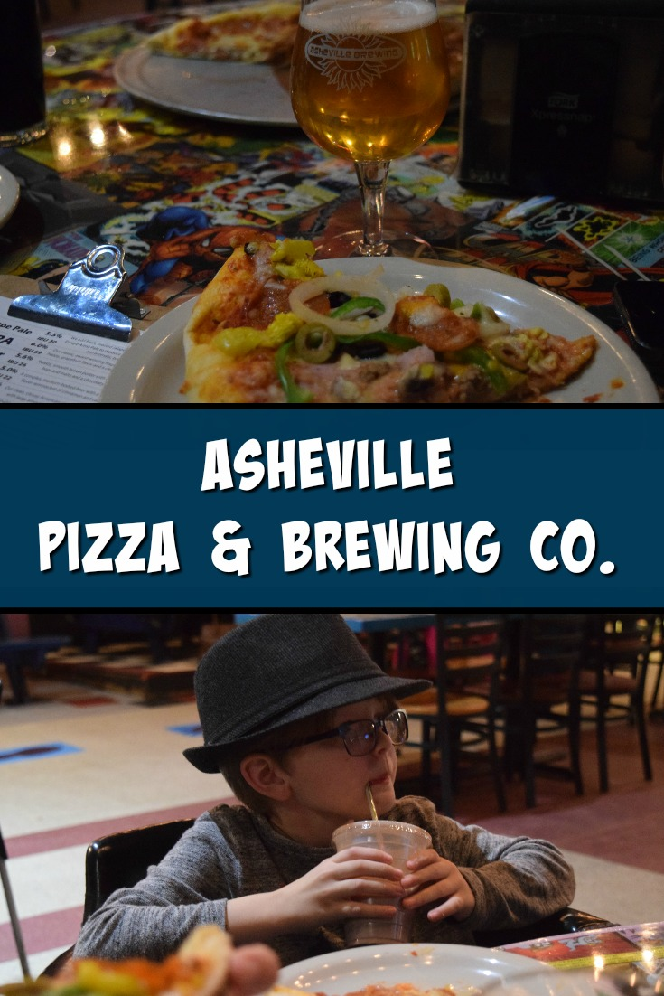 Asheville Pizza & Brewing